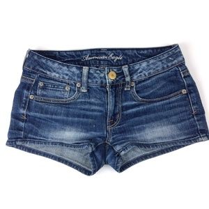 American Eagle Low Rise Shorts Size 2